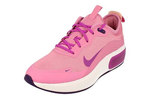 NIKE CI3898-601, Gymnastics Shoe Mujer, Púrpura, 41 EU