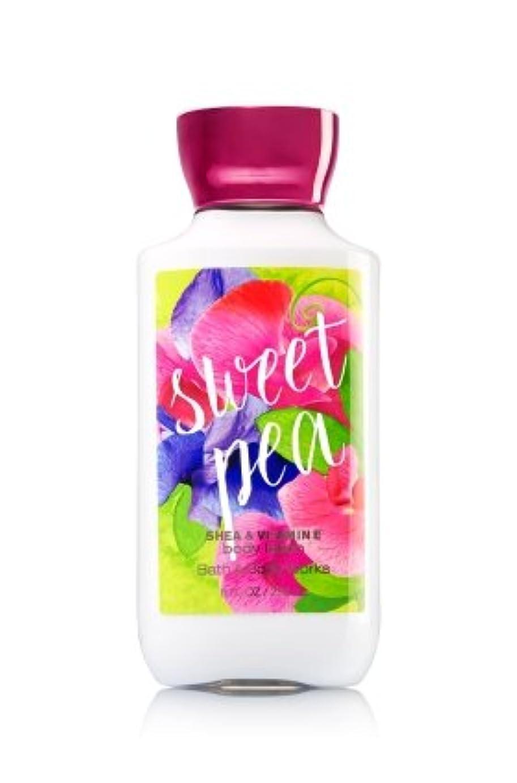 【Bath&Body Works/バス&ボディワークス】 ボディローション スイートピー Body Lotion Sweet Pea 8 fl oz / 236 mL [並行輸入品]