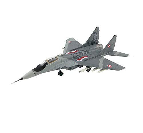 EP-Toy 1/72 MIG-29A Fulcrum Polnische Luftwaffe 100Th Anniversary Legierung Modell, Erwachsene Spielwaren Und Collectibles, 8.4Inch X 5.8Inch