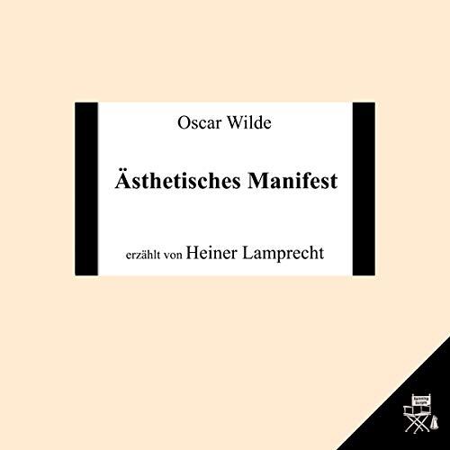Ästhetisches Manifest Titelbild