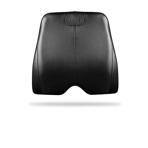 LYSHUI Kopfstütze Kopfstütze Kissen Kopf- und NackenstützeSitz Kopfstütze, Fit für Porsche Shield Mikrogeprägter Cayenne Macan Palamela 718 Memory Foam