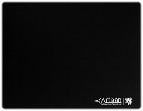 ZERO XSOFT M Black | SAMURAI gaming mouse pad (Made in Japan)