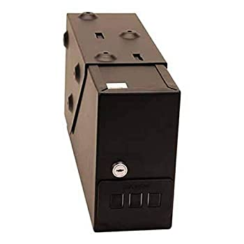 Stack-On QAS-1514 Quick Access Single Gun Safe with Electronic Lock