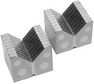 Magnetic Chuck V-Blocks,Pair
