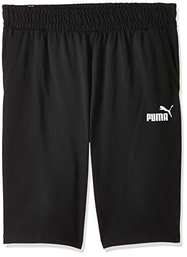 PUMA Jersey Short Shorts Men Black - XL - Shorts/Bermudas Shorts