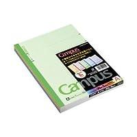 (業務用セット) コクヨ キャンパスノート 5色セット セミB5 A罫(7mm) 1パック(30枚×5冊) 【×10セット】 生活用品 インテリア 雑貨 文具 オフィス用品 ノート 紙製品 ノート レポート紙 top1-ds-1641078-ah [簡素パッケージ品]