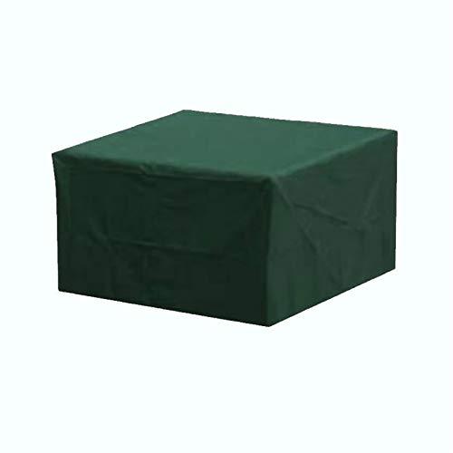 Funda protectora para muebles de jardín, funda protectora para muebles de jardín, resistente al desgarro y a los rayos UV, funda para banco de exterior, tela Oxford 210D