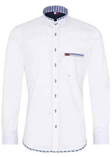 Spieth&Wensky Herren Trachtenhemd Enzo Slim Fit