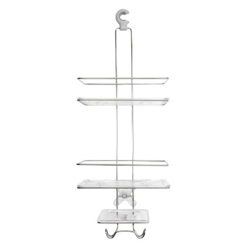OXO 13136500 Good Grips 3 Tier Shower Caddy
