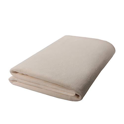 HAIMEEC - Panno per asciugare in camoscio naturale, in vera pelle, super assorbente, ad asciugatura rapida, accessorio per lavaggio auto, 1 confezione da 1 L (90 x 60 cm)