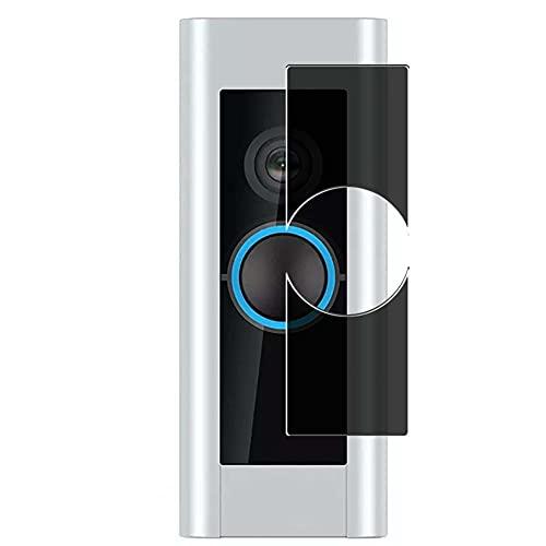 Vaxson Anti Spy Schutzfolie, kompatibel mit Ring Video Doorbell Pro 2, Displayschutzfolie Privatsphäre Schützen [nicht Panzerglas]