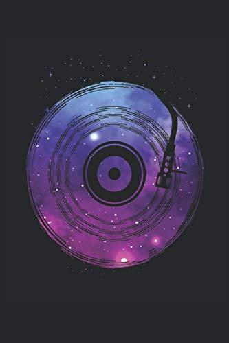 Vinilo espacial: Disco de vinilo espacial cosmos universe