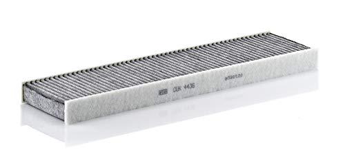 Original MANN-FILTER Innenraumfilter CUK 4436 – Pollenfilter mit Aktivkohle – Für PKW