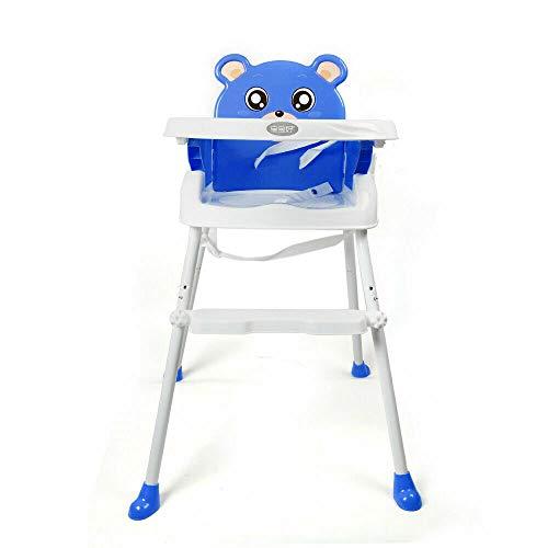 OUKANING 4 in 1 Kinderhochstuhl Baby Treppenhochstuhl Babyhochstuhl Kinderstuhl