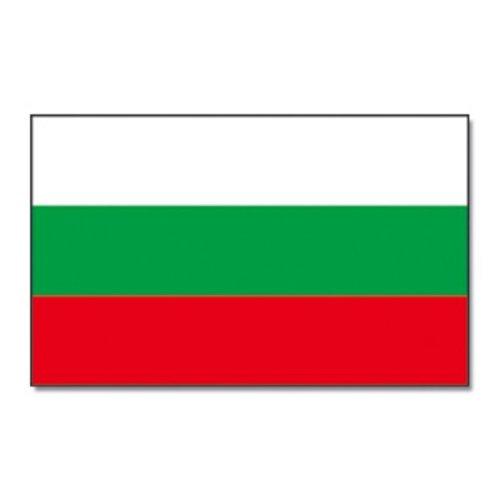 Flaggenking Bulgarien Flagge/Fahne, mehrfarbig, 150 x 90 x 1 cm, 17004