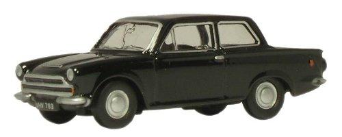 Oxford Diecast 76COR1006 Savoy Black Ford Cortina MkI