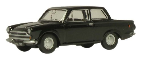 Oxford Diecast 76COR1006 Savoy Black Ford Cortina MkI