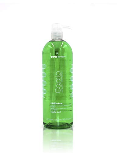 Eva Professional Hair Care Capilo Ekilibrium Shampoo N.08, 1000 ml, Pack de 1