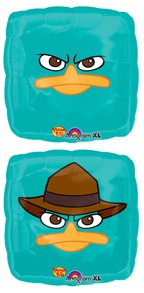 """Phineas & Ferb Agent P 18"""" Foil Balloon"""