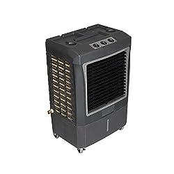 cheap HESSAIRE MC37V Portable Evaporative Cooler, 3100 CFM, Cools 950 sq ft