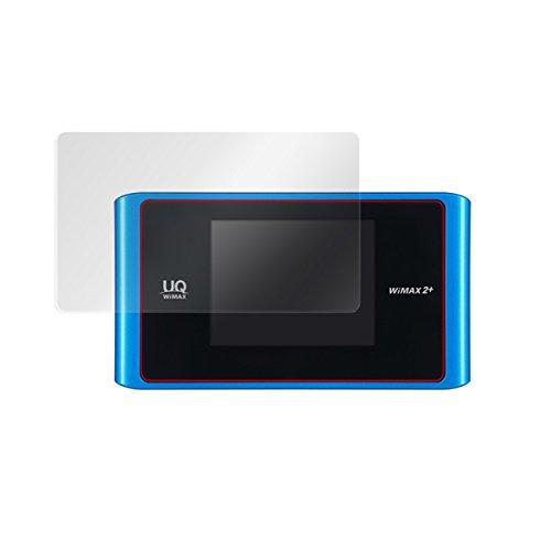 日本製 指紋が目立たない 反射防止液晶保護フィルム Speed Wi-Fi NEXT WX04 用 OverLay Plus OLWIFIWX04/12