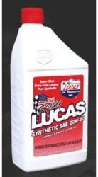 Lucas Oil Baltimore Mall LUC10054 Motor List price High Synthetic Performance