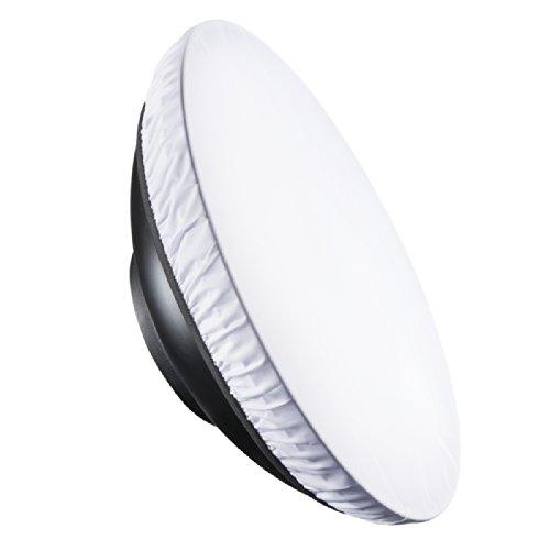 Walimex Pro Beauty Dish Diffusor, 50 cm (für noch weicheres Licht)