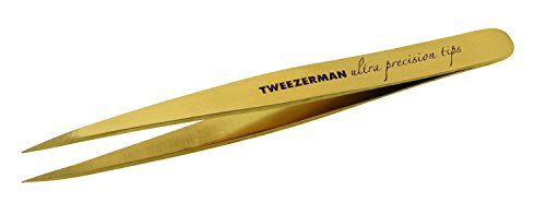 TWEEZERMAN Studio Collection  Ultra Precision Tweezer Pinzette 1245-LLT,1er Pack (1 x 1 Stück)