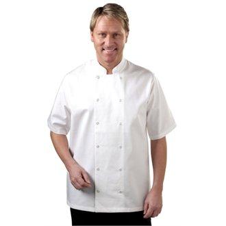 Whites Chefs Apparel a211-s Whites Vegas Chefs Jacket, manica corta, piccolo