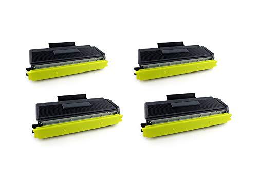 Green2Print Toner alto Toner Set, 4 cartucce 4x 16000 pagine sostituisce Brother TN-3130, TN-3170, TN-3230, TN-3280 Toner alto per Brother DCP8060, DCP8065DN, DCP8070D, DCP8085DN, HL5240L, HL5250