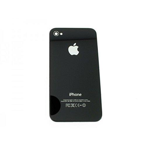 Third Party - Coque arrière iPhone 4S Noire - 0583215008592