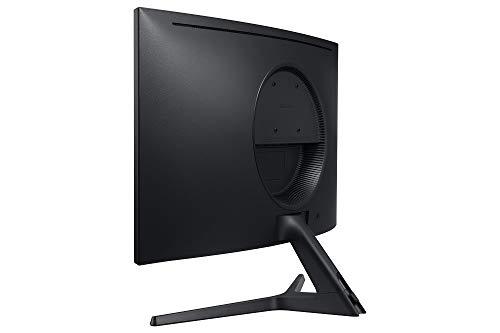 Samsung C27RG54FQU 69 cm (27 Zoll) Curved Gaming Monitor (1920 x 1080 Pixel, VA-Panel, G-Sync kompatibel, 2x HDMI, Kontrast 3000:1, 240Hz, 4ms) schwarz