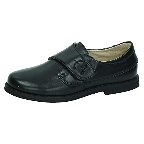DEB&DAN B823L Zapatos DE COMUNIÓN NIÑO Zapato COMUNIÓN Negro 34