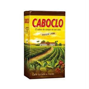 Caboclo - traditioneller Brasilianischer gemahlener Kaffee - 250g