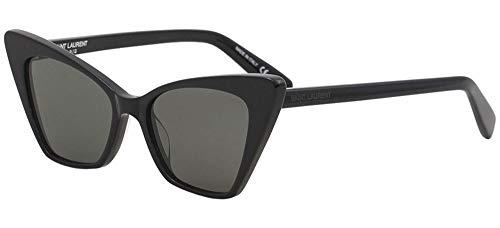 Gafas de Sol Saint Laurent SL 244 VICTOIRE BLACK/GREY mujer