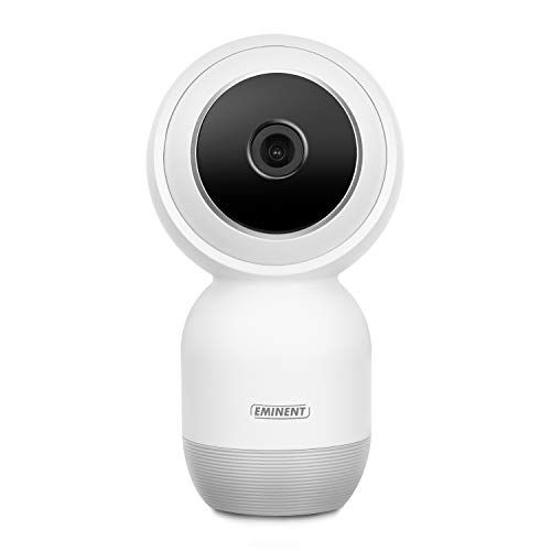 EMINENT E-SmartLife Wireless Full HD IP-camera met zwenk-/kantelfunctie & SD-kaartopname (EM6410)