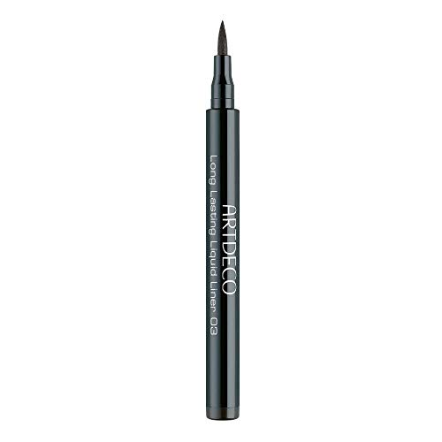 ARTDECO Long-Lasting Liquid Liner, Eyeliner braun, Nr. 3, brown