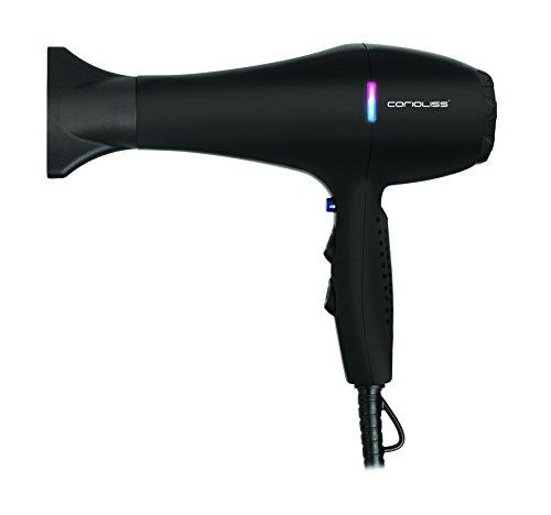 Corioliss - Seche Cheveux Flow Plus Professionnel Ultra Léger Silencieux Et Puissant