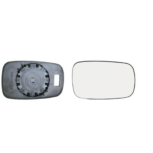 1x verre miroir droite (côté passager) pour Clio 05/05-01/08DAPA 32801011