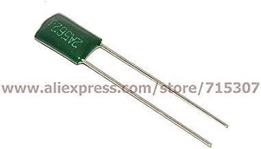 15 x 5600pF 0.0056uF 100V 5/% Mylar Film Capacitors