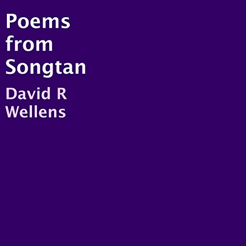Poems from Songtan audiobook cover art