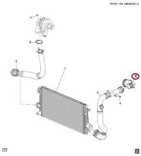 durite-chauffage MJA6728AC Eurospare
