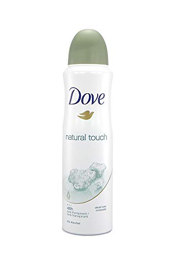 dove Natural Touch Deo Spray 150 ml