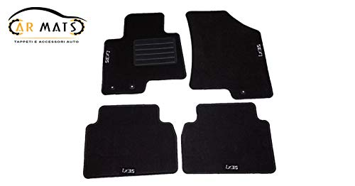 Carmats compatibles avec Tapis de voiture IX35 3 fixations