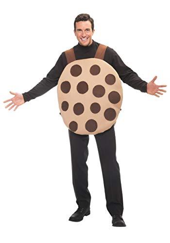 Adult Cookie Fancy dress costume Standard