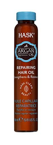 HASK Argan Oil Repairing SHINE Oil, 0.62 oz