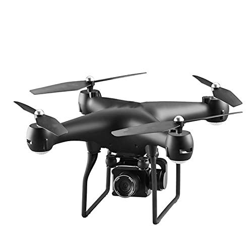 GZTYLQQ Drone con cámaras 1080P, Drones de Cuatro Ejes, Cámaras de Alta definición con Control Remoto ESC, Aviones de Control Remoto para niños