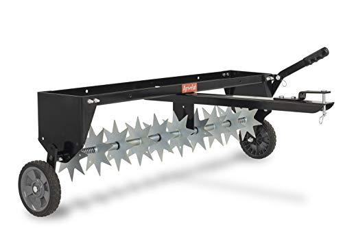 Best push mower aerator attachment