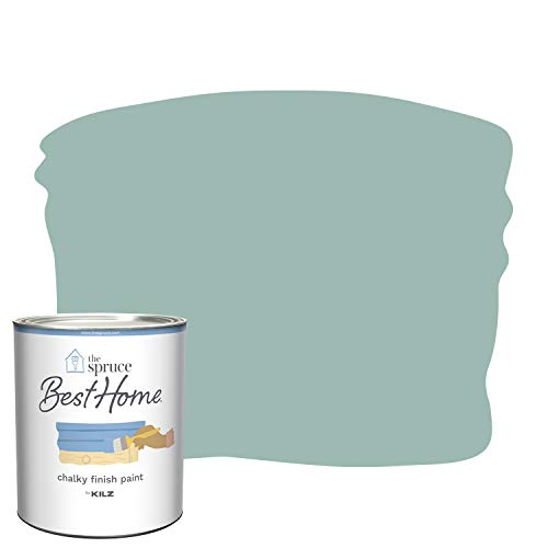 The Spruce Best Home by KILZ 14604 Chalky Finish Paint, 1...