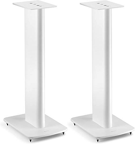 KEF Performance - Supporto per casse, bianco